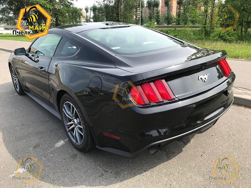 Прокат авто Ford Mustang 2015 г - фото 5