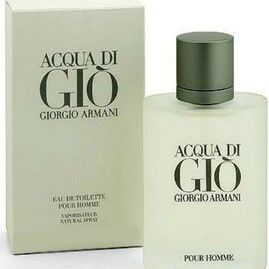 Парфюмерия Giorgio Armani Парфюмированная вода Acqua di Gio pour homme, 30мл - фото 1