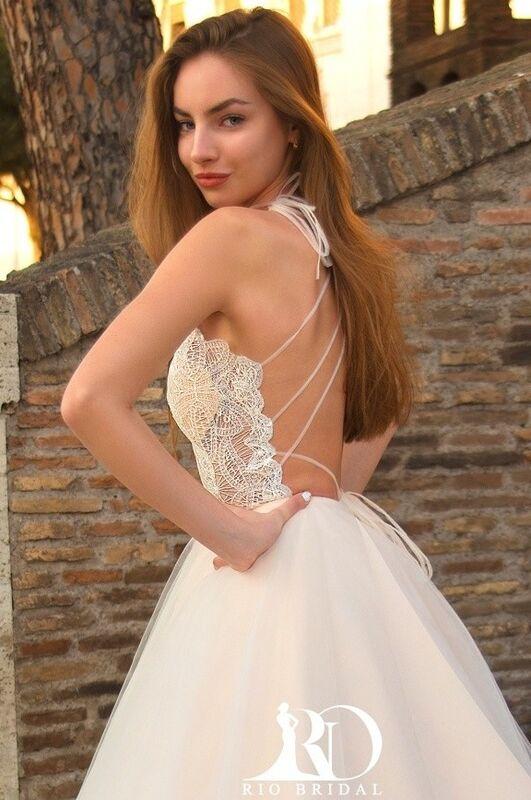 Свадебный салон Rafineza Свадебное платье Ingrit - фото 5