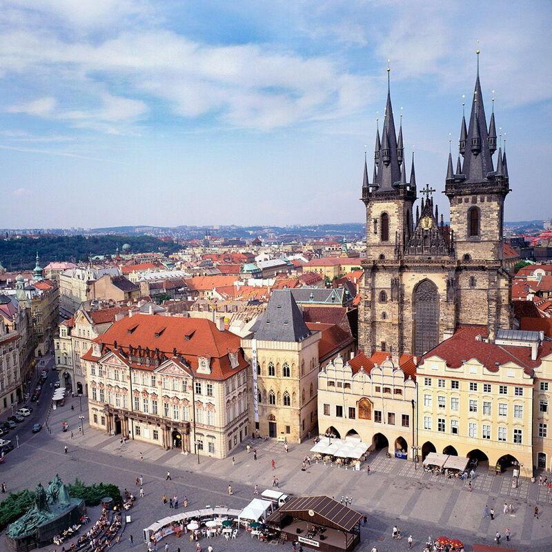 Туристическое агентство Респектор трэвел Автобусный экскурсионный тур «Mini Prague: Прага» - фото 3