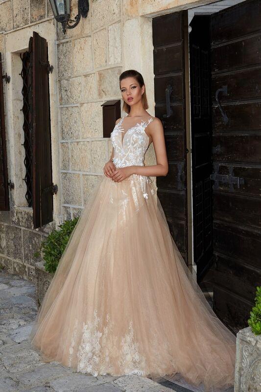 Свадебное платье напрокат Armonia Свадебное платье Phoenix - фото 4