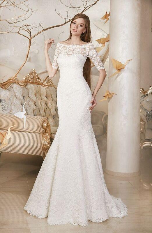 Свадебное платье напрокат Armonia Свадебное платье Erika - фото 1