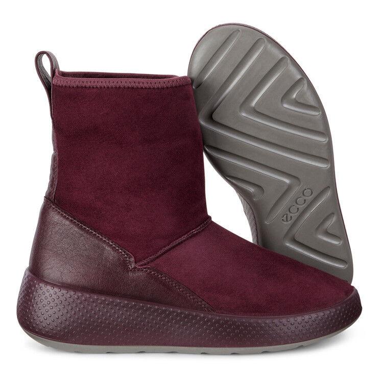 Обувь женская ECCO Полусапоги UKIUK 221003/50768 - фото 8