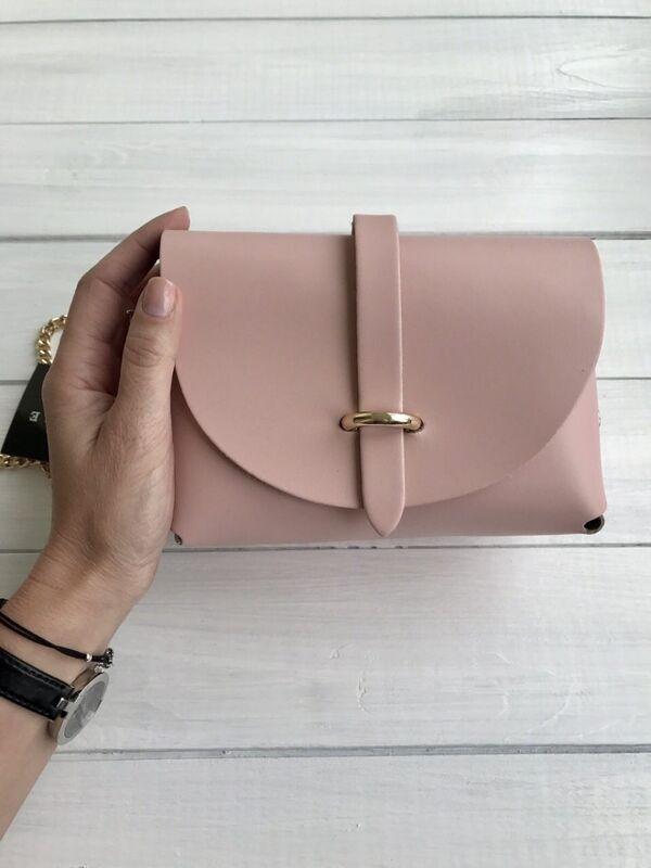 Магазин сумок Vezze Кожаная женская сумка С00175 - фото 2