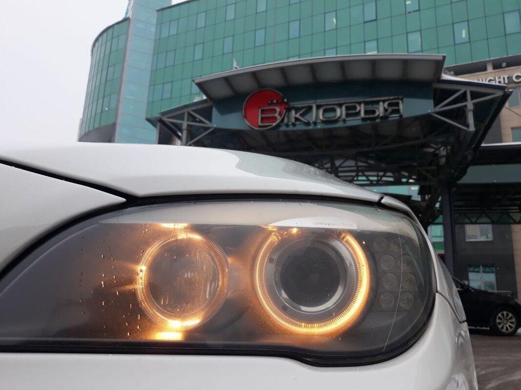 Прокат авто BMW 7 (F01) - фото 7