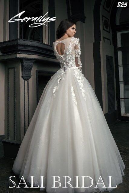 Свадебный салон Sali Bridal Свадебное платье 825 - фото 2