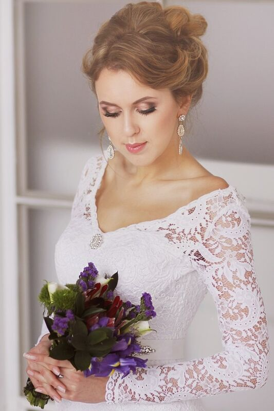 Свадебное платье напрокат ALIZA Свадебное платье «Mishel» Diva Vivien - фото 6