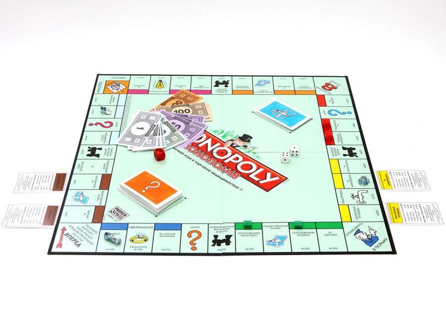 Магазин настольных игр Hasbro Настольная игра «Монополия» - фото 4