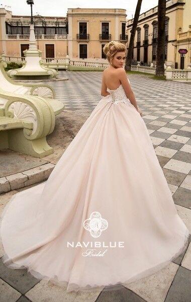 Свадебное платье напрокат Vanilla room платье свадебное Лолита 17008 - фото 3