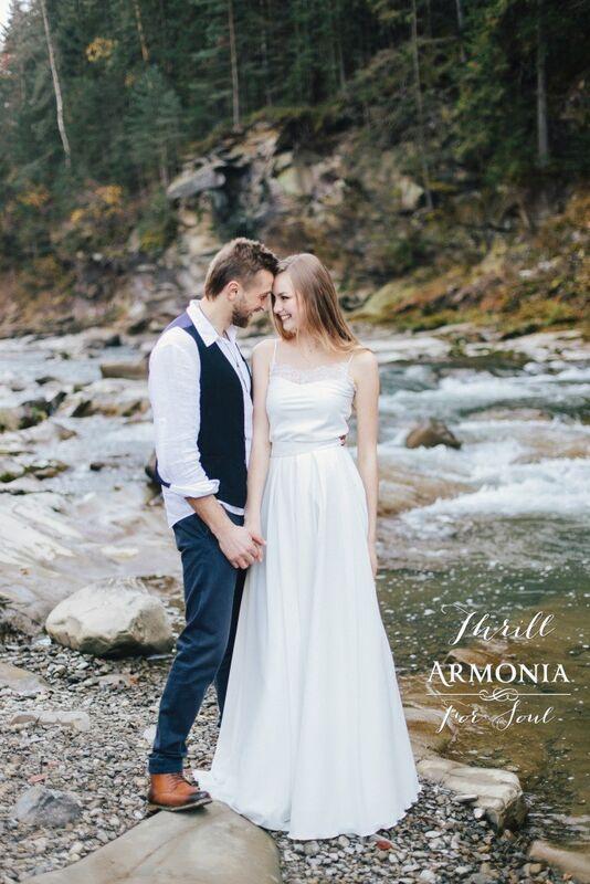 Свадебное платье напрокат Lanesta Свадебное платье Thrill - фото 1