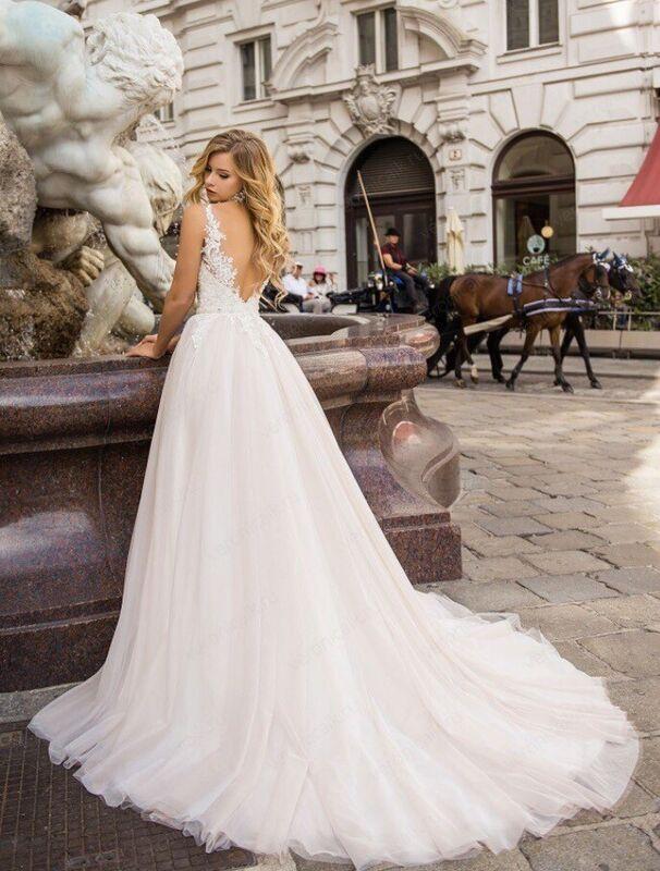"""Свадебный салон ALIZA свадебное платье """"Rosal """" - фото 2"""