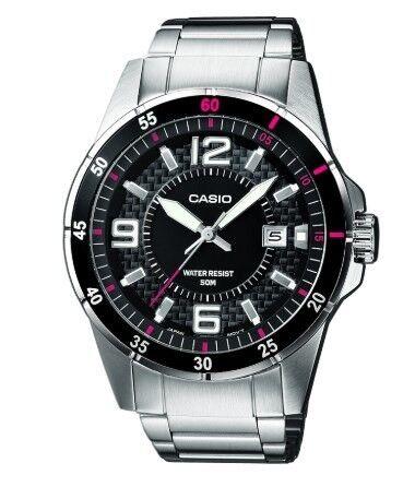 Часы Casio Наручные часы MTP-1291D-1A1 - фото 1