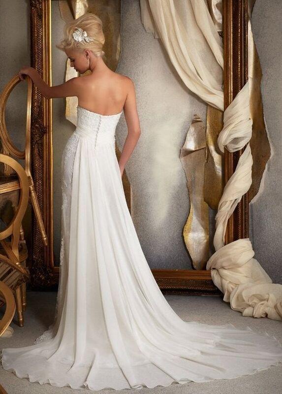 Свадебное платье напрокат Mori Lee Платье свадебное 1914 - фото 3