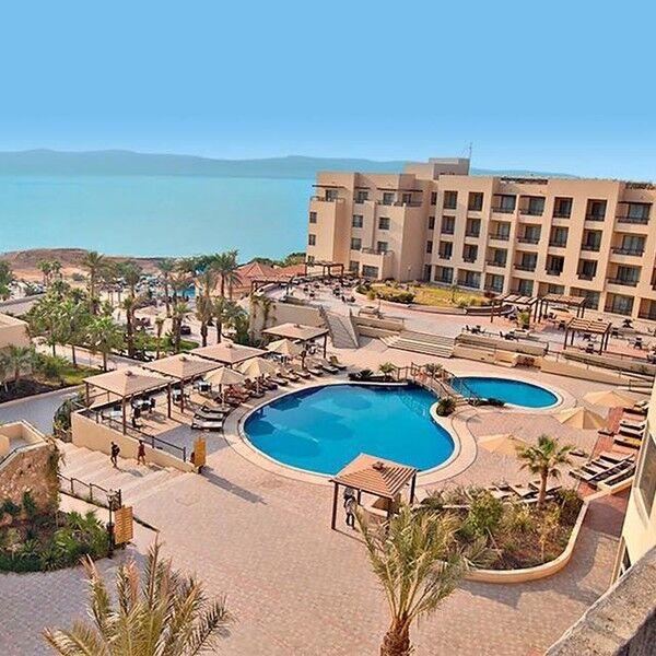 Туристическое агентство Новая Планета Пляжный авиатур в Иорданию, Совайма, Dead Sea Spa Hotel 4* - фото 1