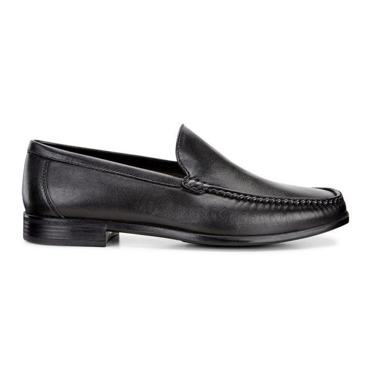 Обувь мужская ECCO Мокасины DRESS MOC 661824/11001 - фото 3