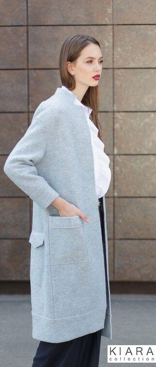 Верхняя одежда женская Kiara Пальто женское 6073 - фото 2