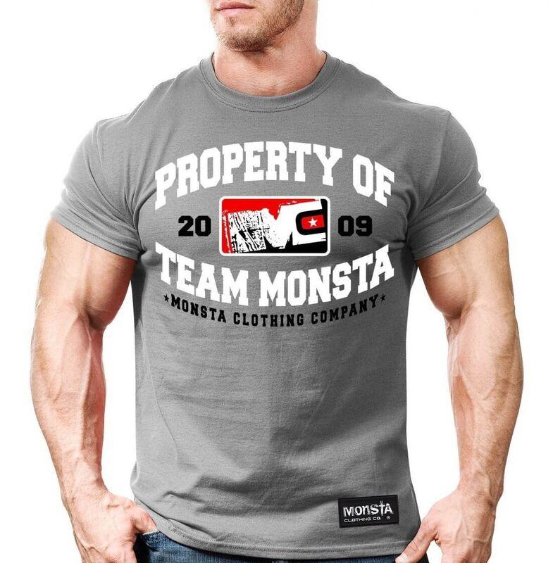 Спортивная одежда Monsta Футболка M34 - фото 3