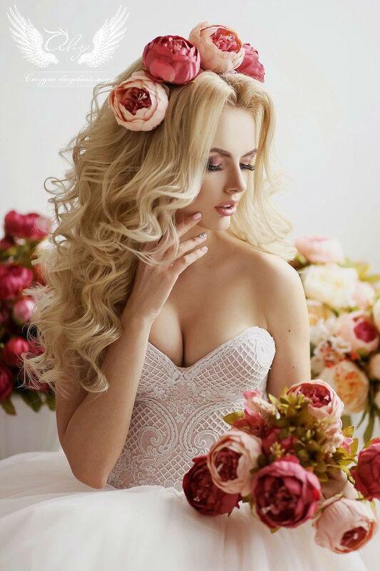 Свадебный салон ALIZA Свадебное платье «Sonata» Soffito - фото 2