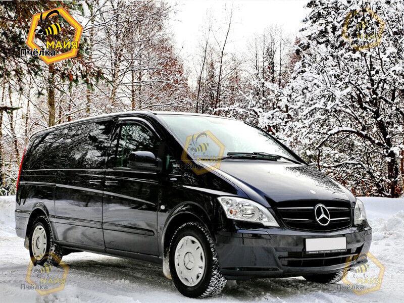 Прокат авто Mercedes-Benz Vito 2014 - фото 3