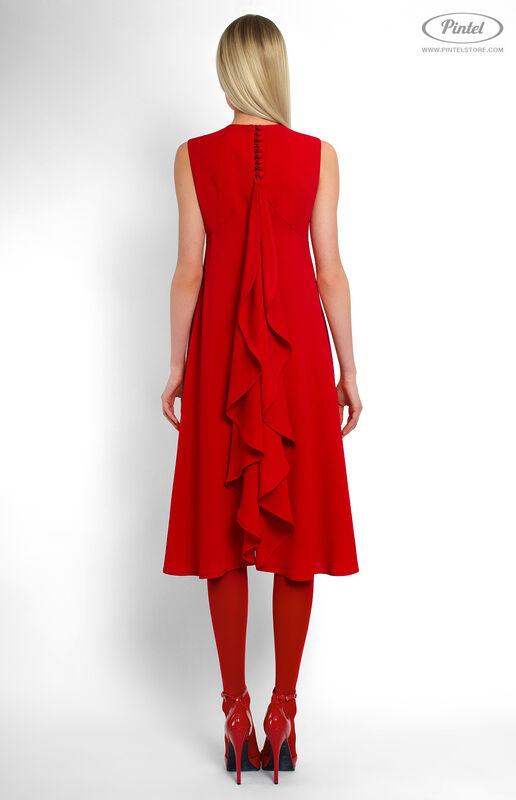 Платье женское Pintel™ Платье Temollaä - фото 4