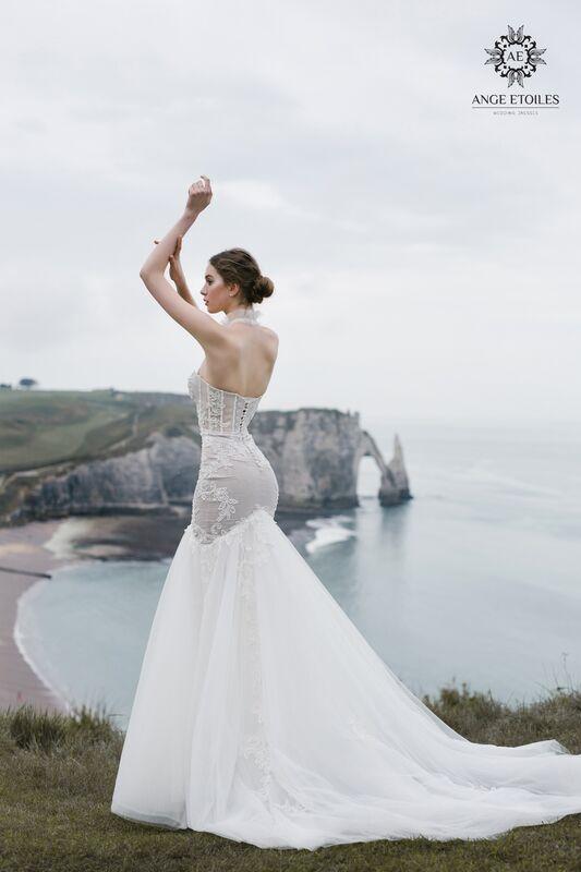 Свадебный салон Ange Etoiles Свадебное платье AEriality Collection Bett - фото 2