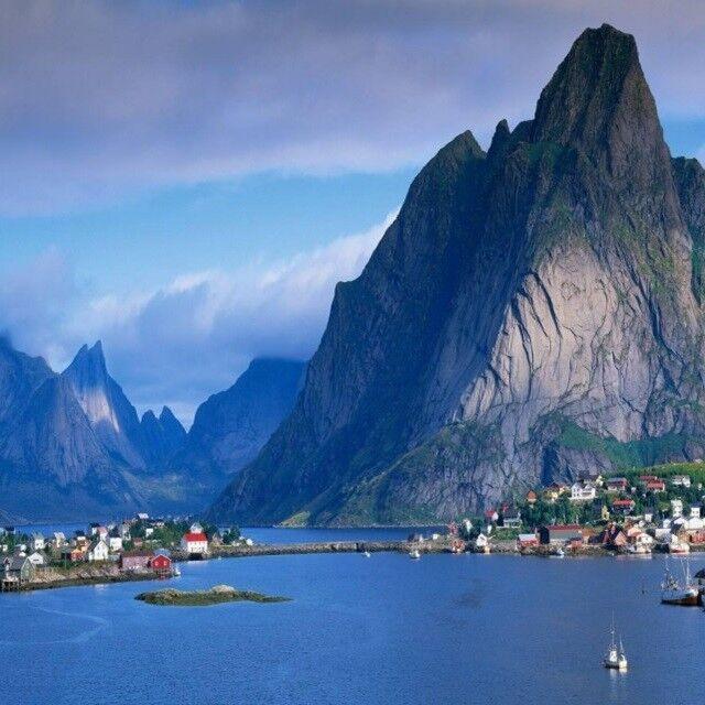 Туристическое агентство Вигоринвест Экскурсионный тур автобус+паром «Скандинавия» - фото 1