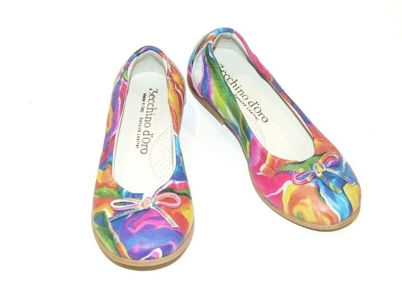 Обувь детская Zecchino d'Oro Туфли для девочки F01-3105 - фото 2