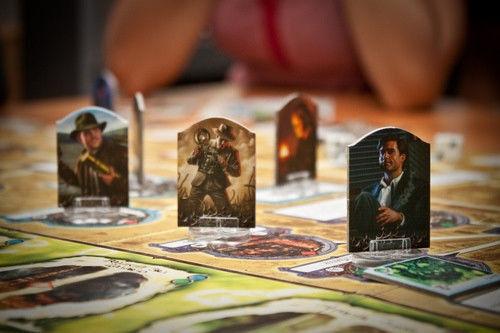 Магазин настольных игр Hobby World Настольная игра «Ужас Аркхэма» - фото 2