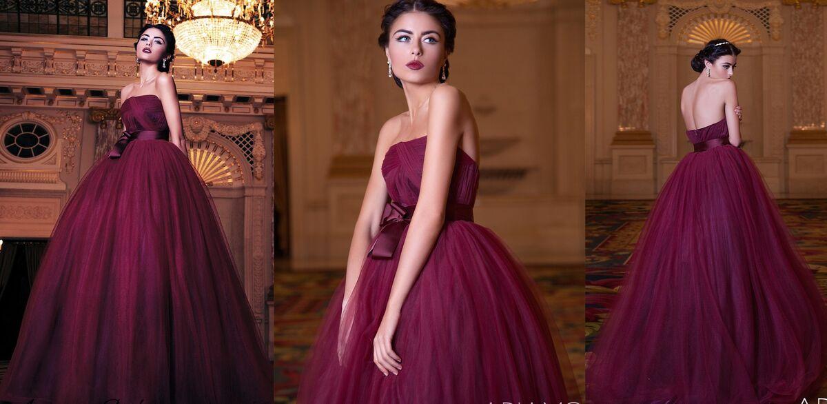 Свадебное платье напрокат Ariamo Bridal Платье свадебное Anastasiya - фото 2