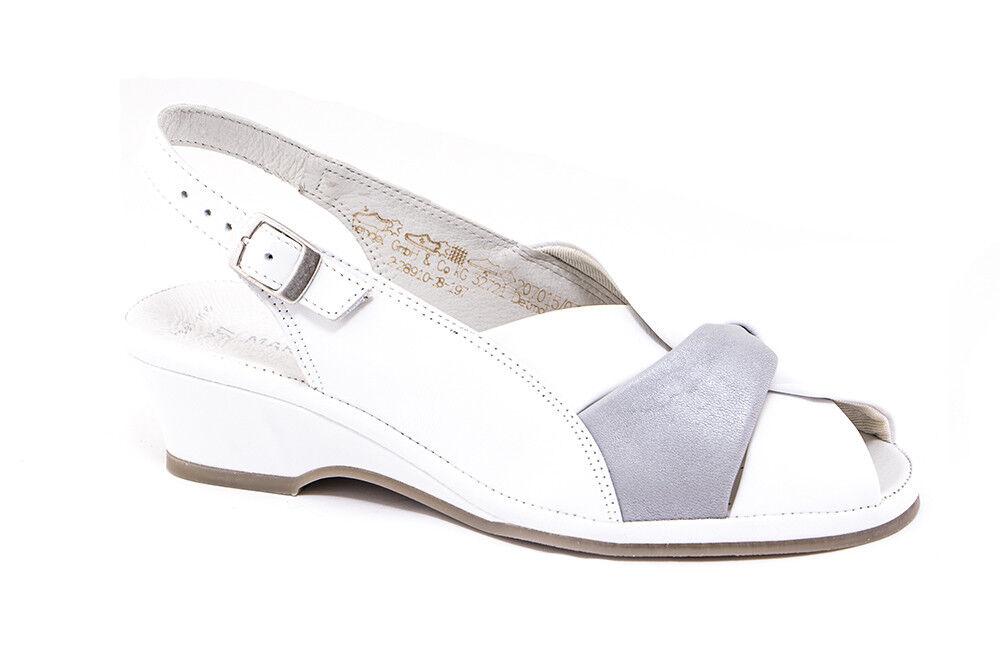 Обувь женская Marco Tozzi Босоножки женские 2-28910-28-197 - фото 1