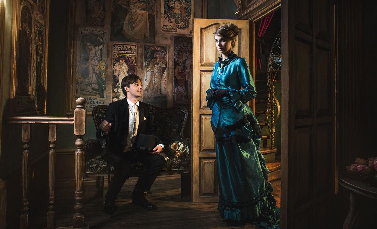 Квест Клаустрофобия Квест «Призрак оперы» на 4 чел. - фото 1