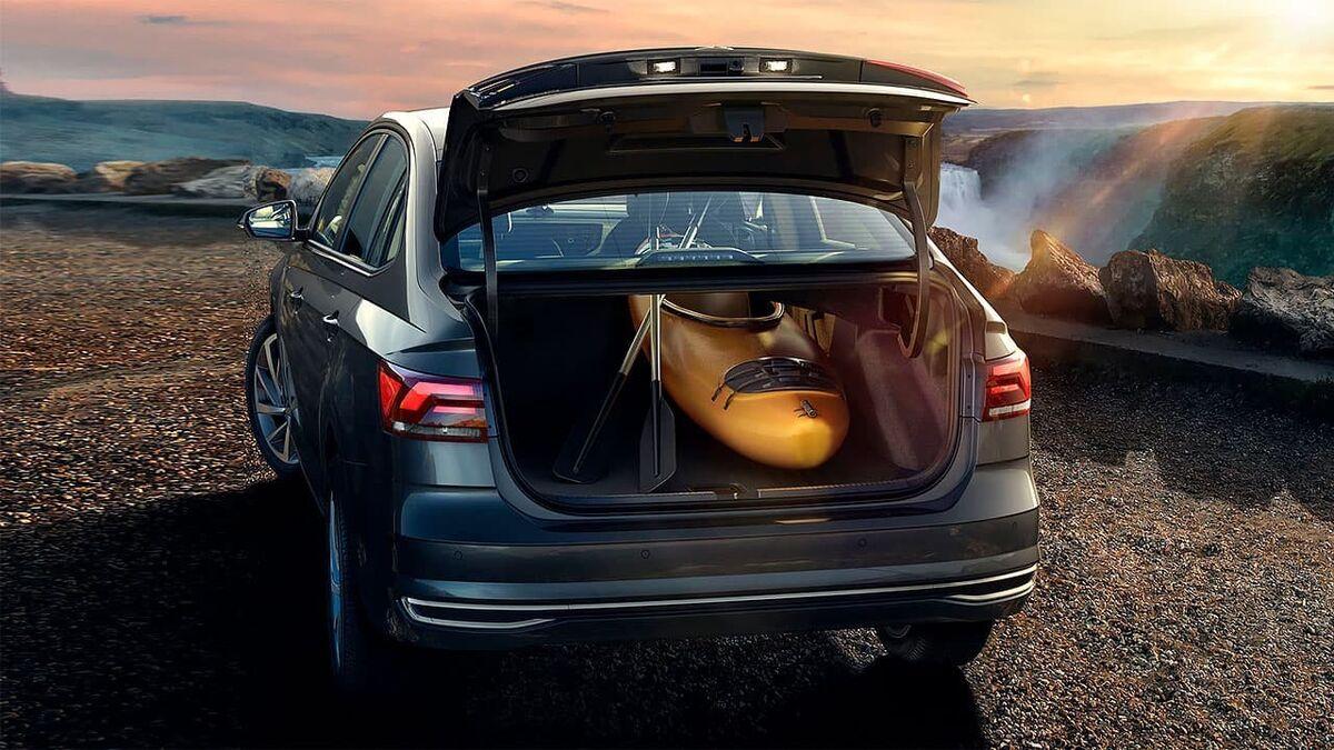 Прокат авто Volkswagen Polo 2019 MT - фото 6