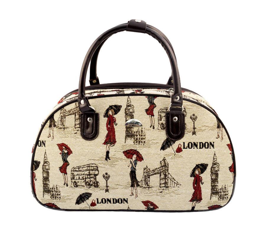 Магазин сумок Borgo Antico Женская дорожная сумка 206-1 - фото 1