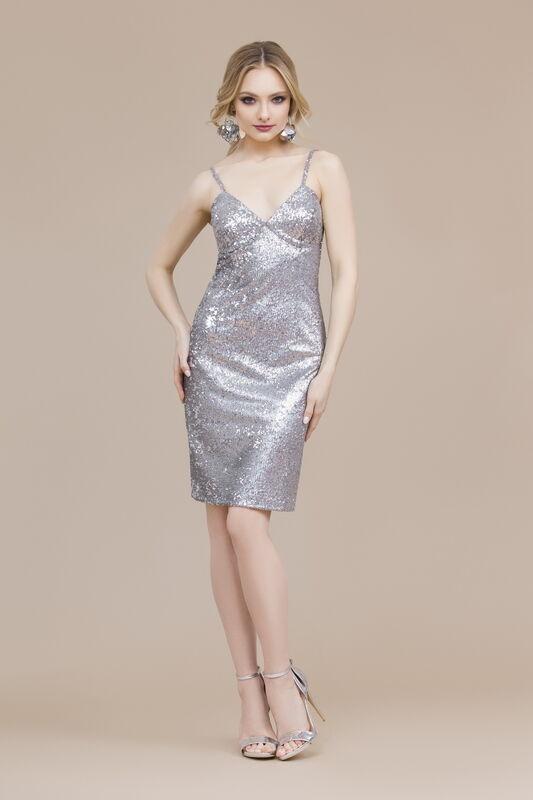 Платье женское Elema Платье женское 5К-8242-1 - фото 1