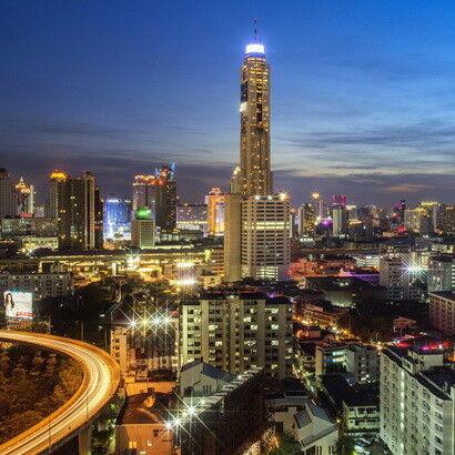 Туристическое агентство Jimmi Travel Отдых в Таиланде, Baiyoke Sky 4* - фото 1