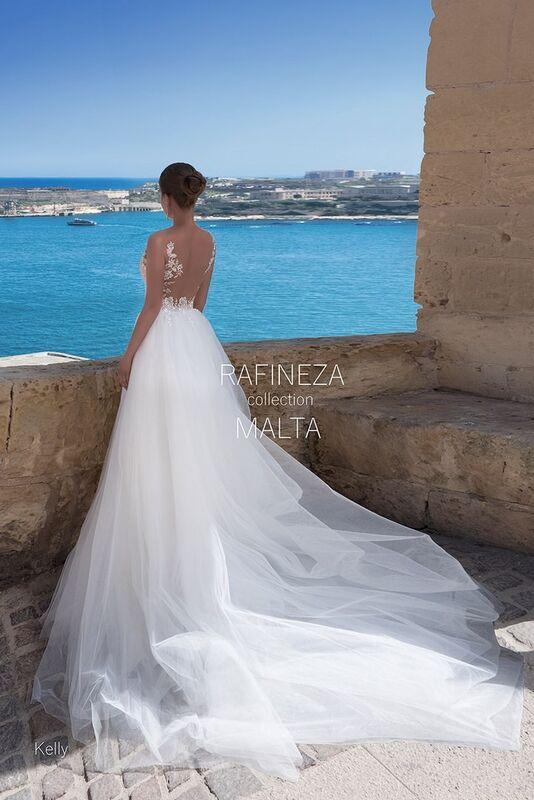 Свадебный салон Rafineza Свадебное платье Kelly - фото 2