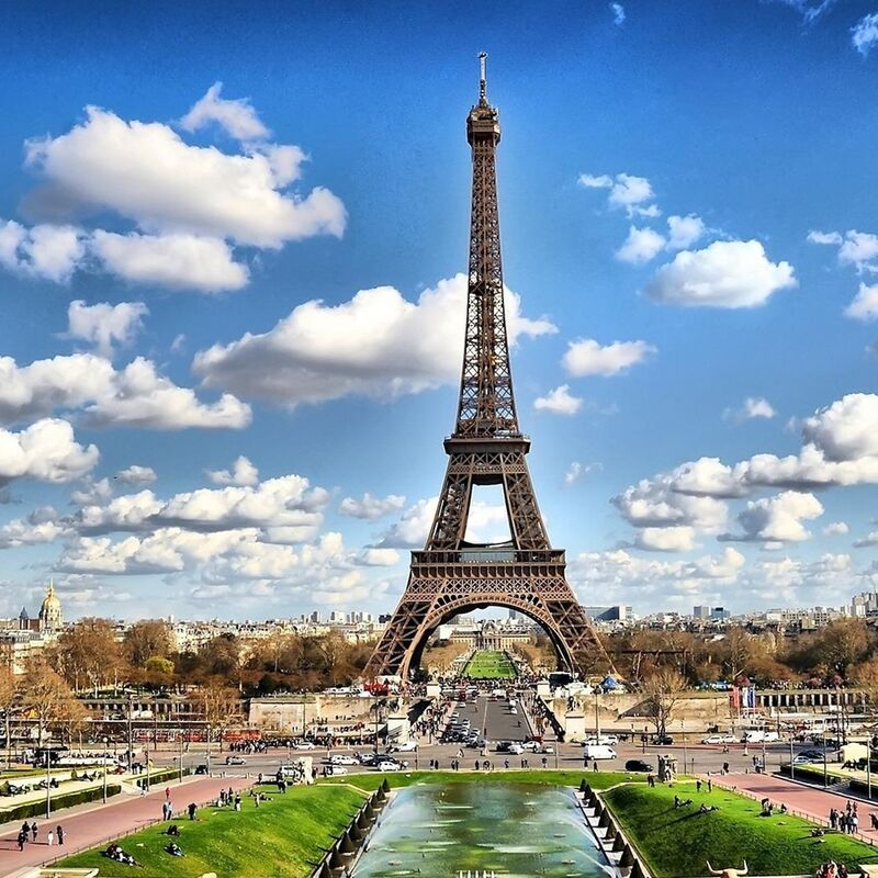 Туристическое агентство Внешинтурист Экскурсионный автобусный тур F4 «Первое знакомство: Париж + Амстердам + Прага» - фото 1