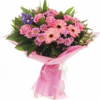 Магазин цветов Ветка сакуры Букет цветов №25 - фото 1