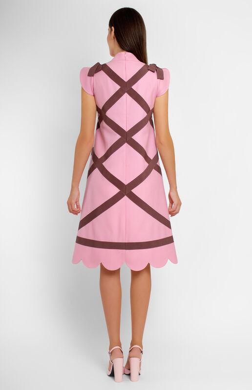 Платье женское Pintel™ Платье А-силуэта из натуральной шерсти Andreché - фото 2