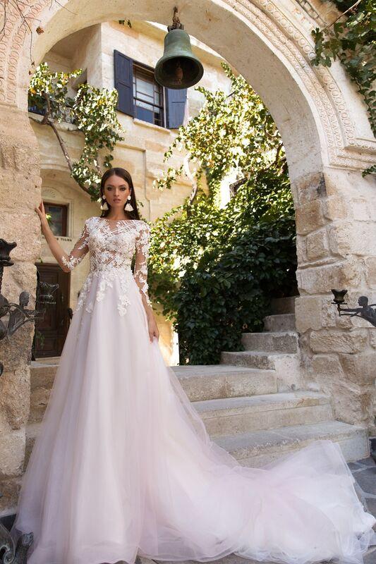 Свадебный салон Eva Lendel Платье свадебное Valentine - фото 1