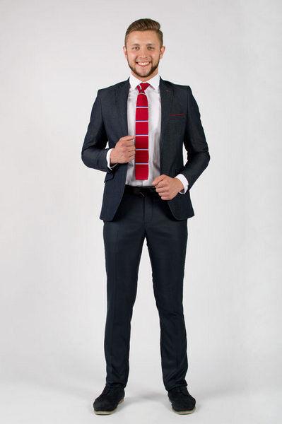 Пиджак, жакет, жилетка мужские Sezzar Пиджак мужской 3 - фото 1