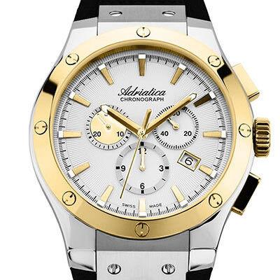 Часы Adriatica Наручные часы A8209.2213CH - фото 1