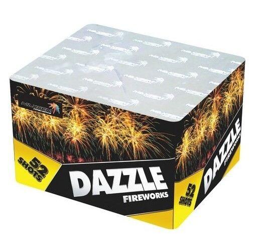 Фейерверк Maxsem Батарея салютов Dazzle MC117 - фото 1