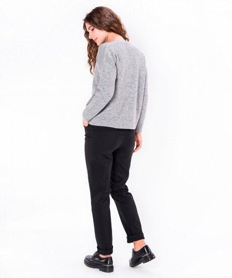 Кофта, блузка, футболка женская SAVAGE Джемпер женский арт. 910722 - фото 4