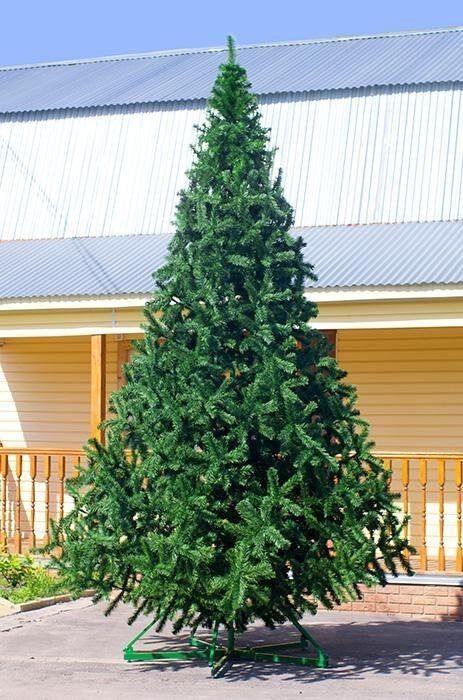 Елка и украшение GreenTrees Ель интерьерная «Рублевская», 4м - фото 2