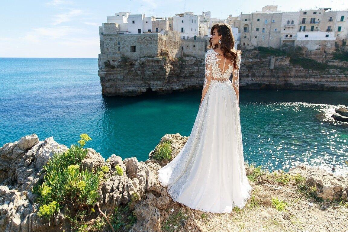 """Свадебное платье напрокат ALIZA свадебное платье """"Banny"""" - фото 4"""