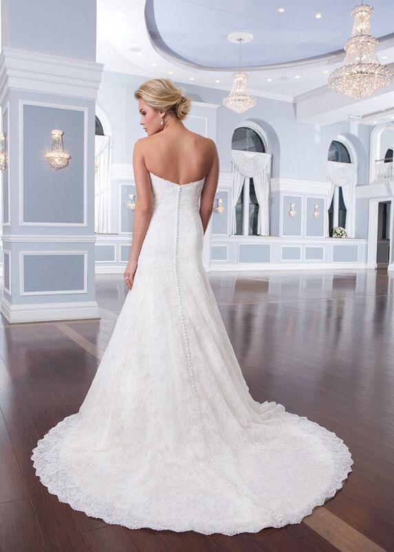 Свадебный салон Lillian West Свадебное платье «Alana» - фото 2