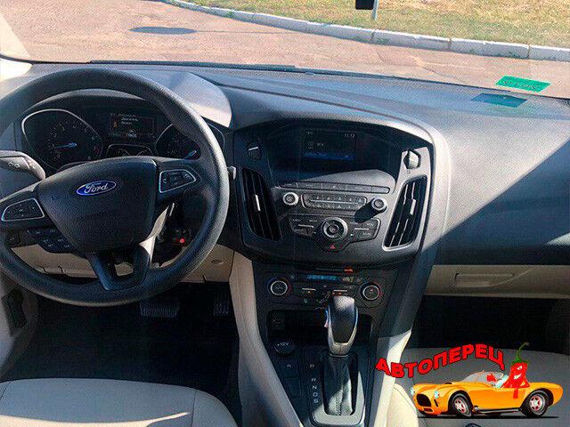 Прокат авто Ford Focus SE - фото 3