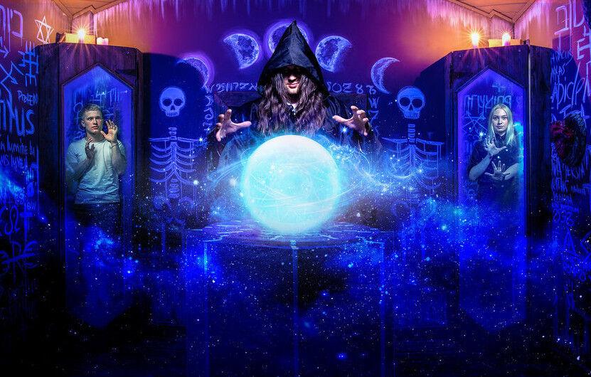 """Квест Quest Zone Мистический квест """"Башня Мага"""" на 3 чел. - фото 3"""