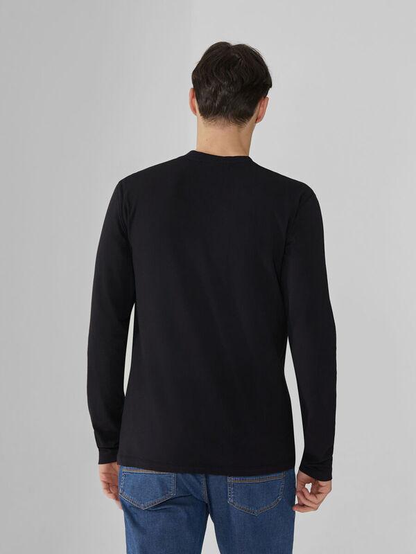 Кофта, рубашка, футболка мужская Trussardi Толстовка мужская 52T00352-1T003614 - фото 2